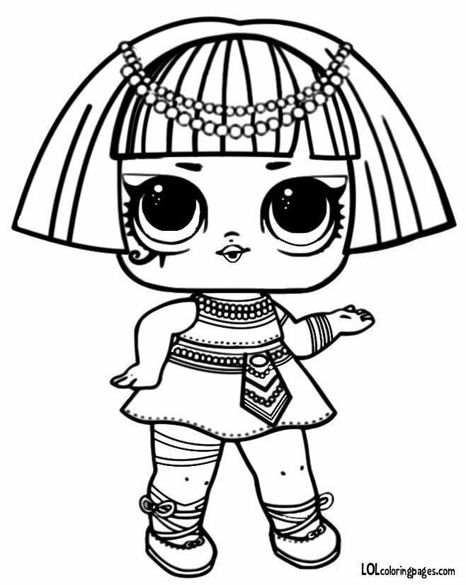 «Раскраски куклы ЛОЛ Сюрприз. Распечатайте бесплатно все ...