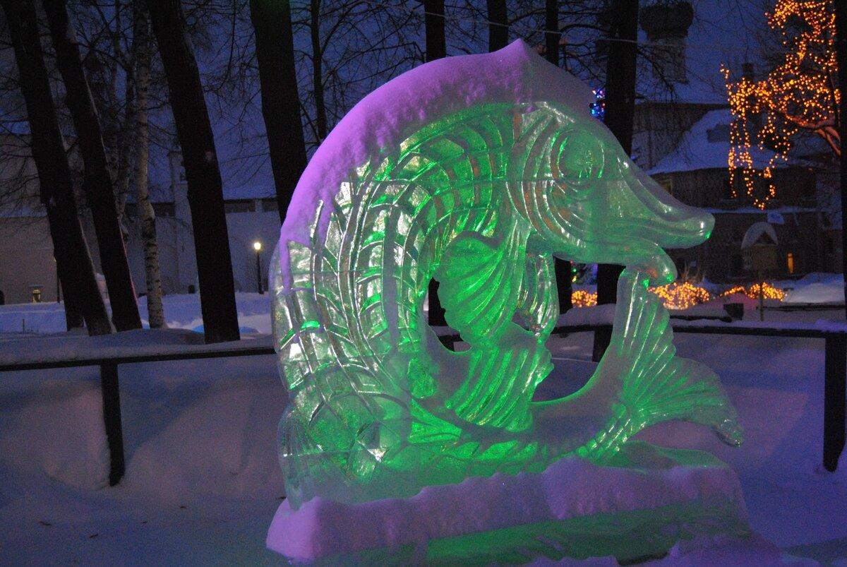 снимки позволяют ледовые скульптуры фото герои сказок обыкновению