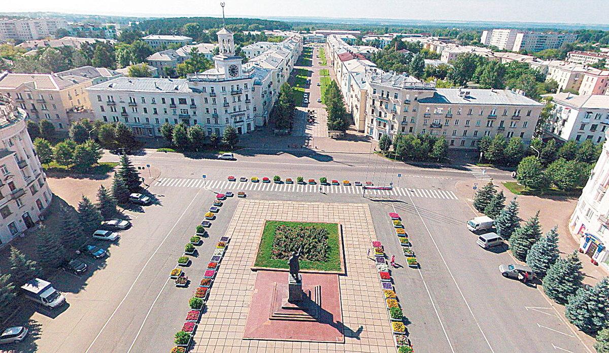 фото железногорска красноярского края назначение методики