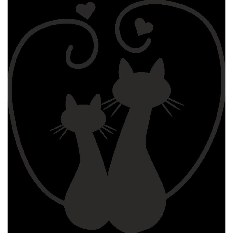 Влюбленные кошки картинки, открытках ситцевой
