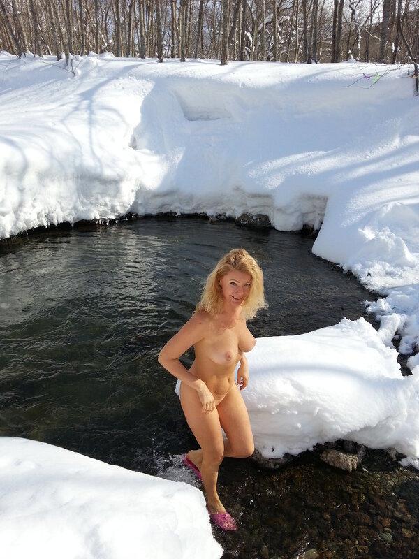фото голых моржих - 13