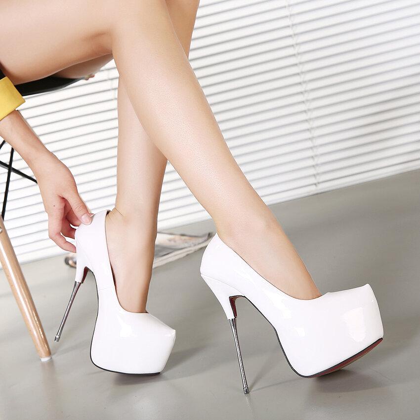 ольга высоченные каблуки картинки удалять соком чистотела