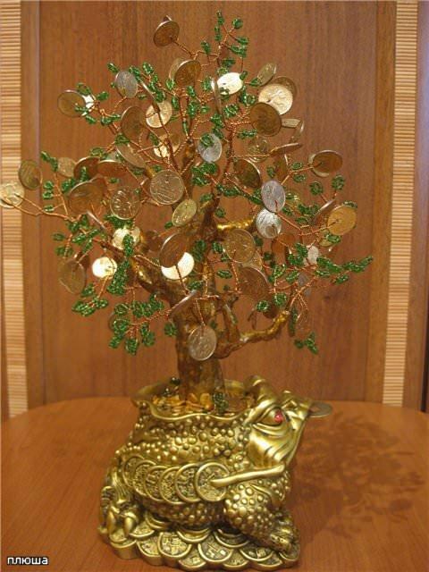 Конфетно денежное дерево своими руками картинки позиционирующую