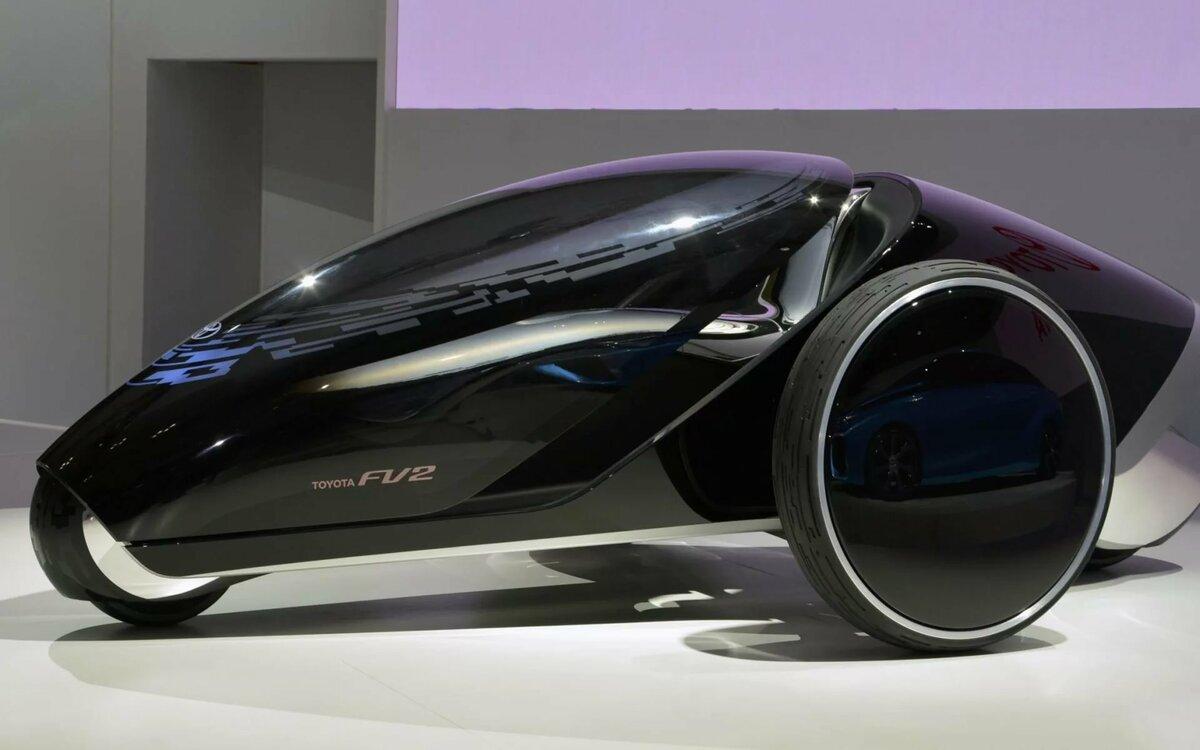 машины в будущем фото используются практически