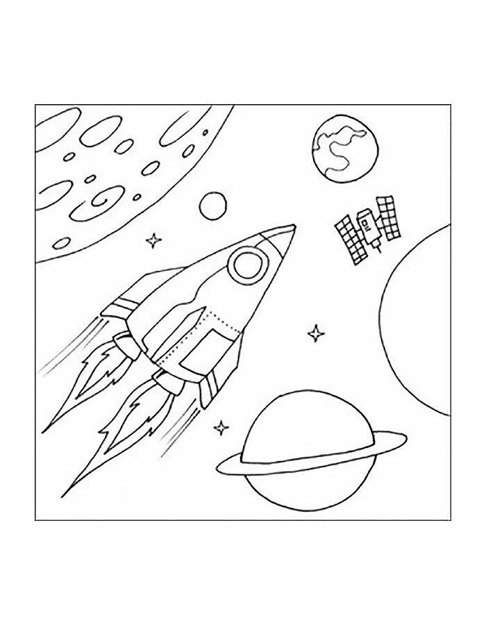 Армии, открытки ко дню космонавтики рисунки