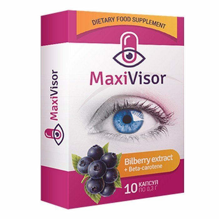 MaxiVisor для зрения в Николаеве