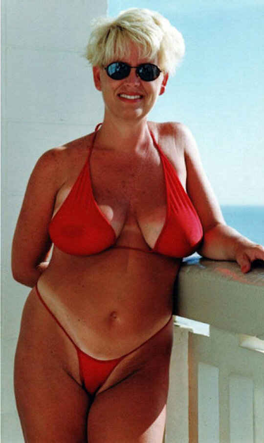 Virgin pictures of mature women in bikinis