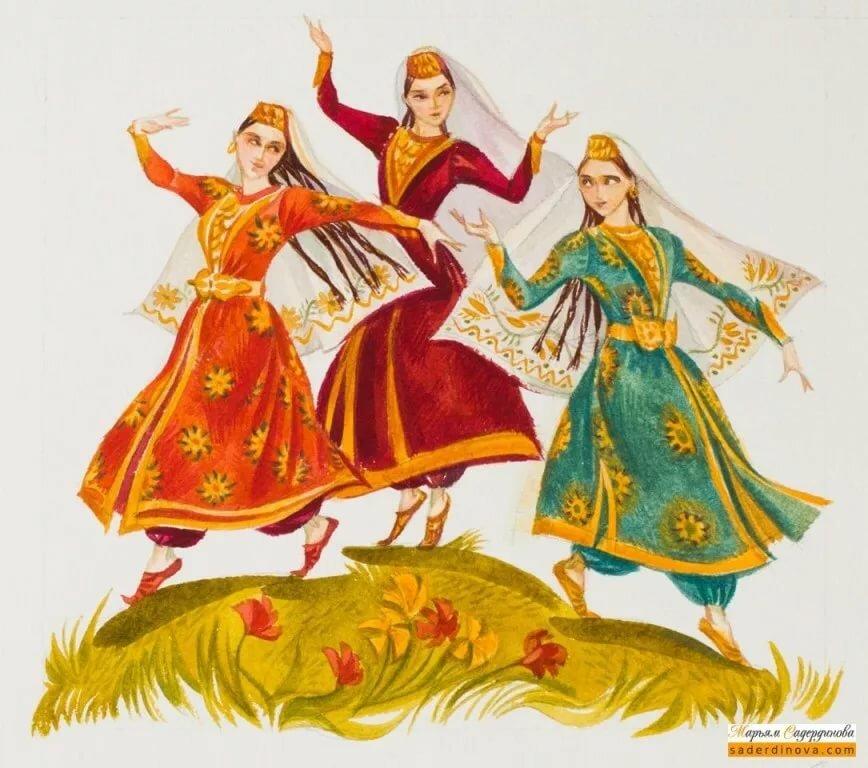 Картинки татарского народа для детей