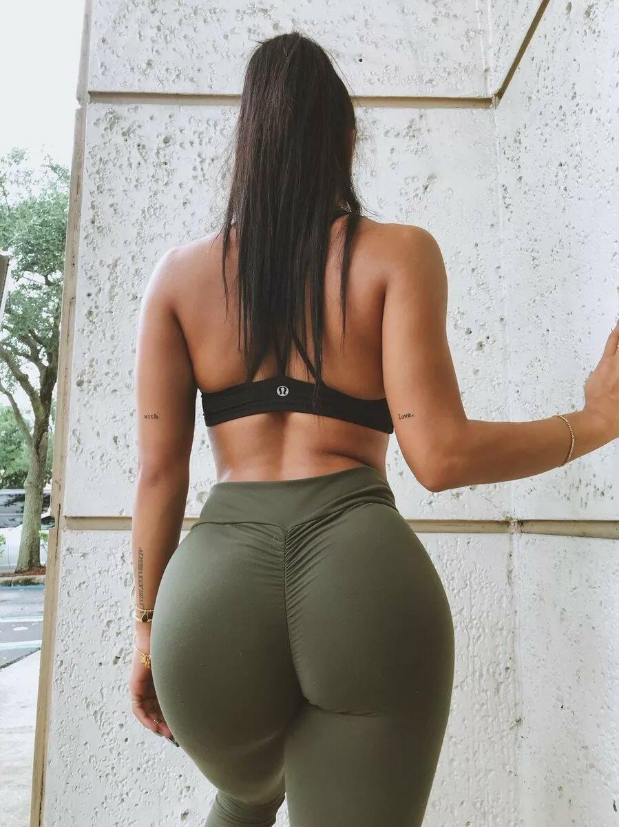 Phat Booty Yoga Pants