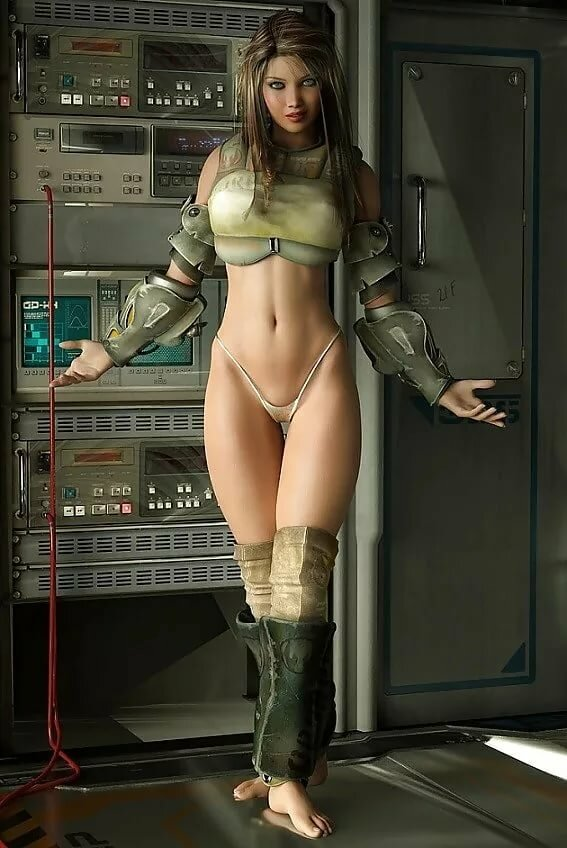 sci-fi-babe-nude-pussy