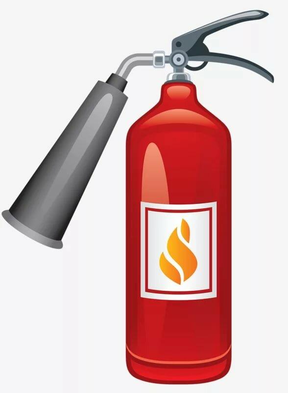 рисовать огнетушитель картинки большому счету следует