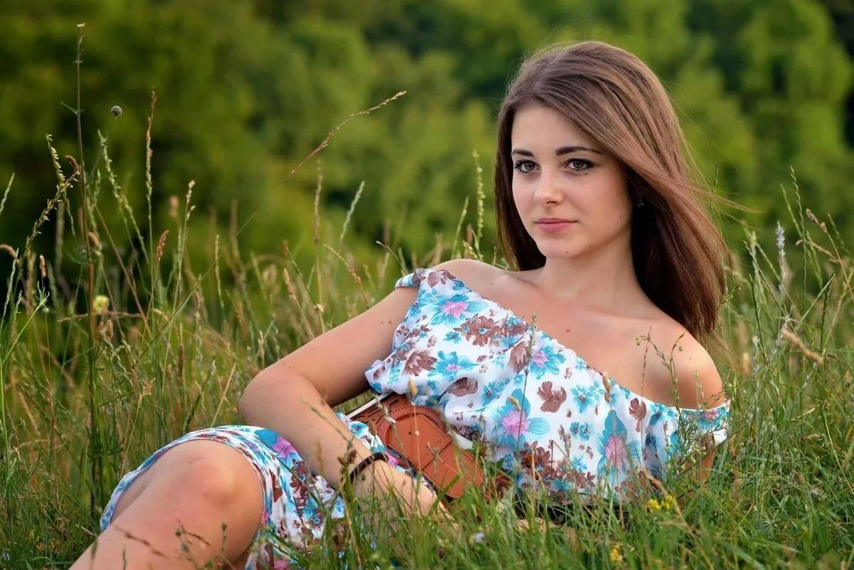 приличная девушка фотосессия - 8