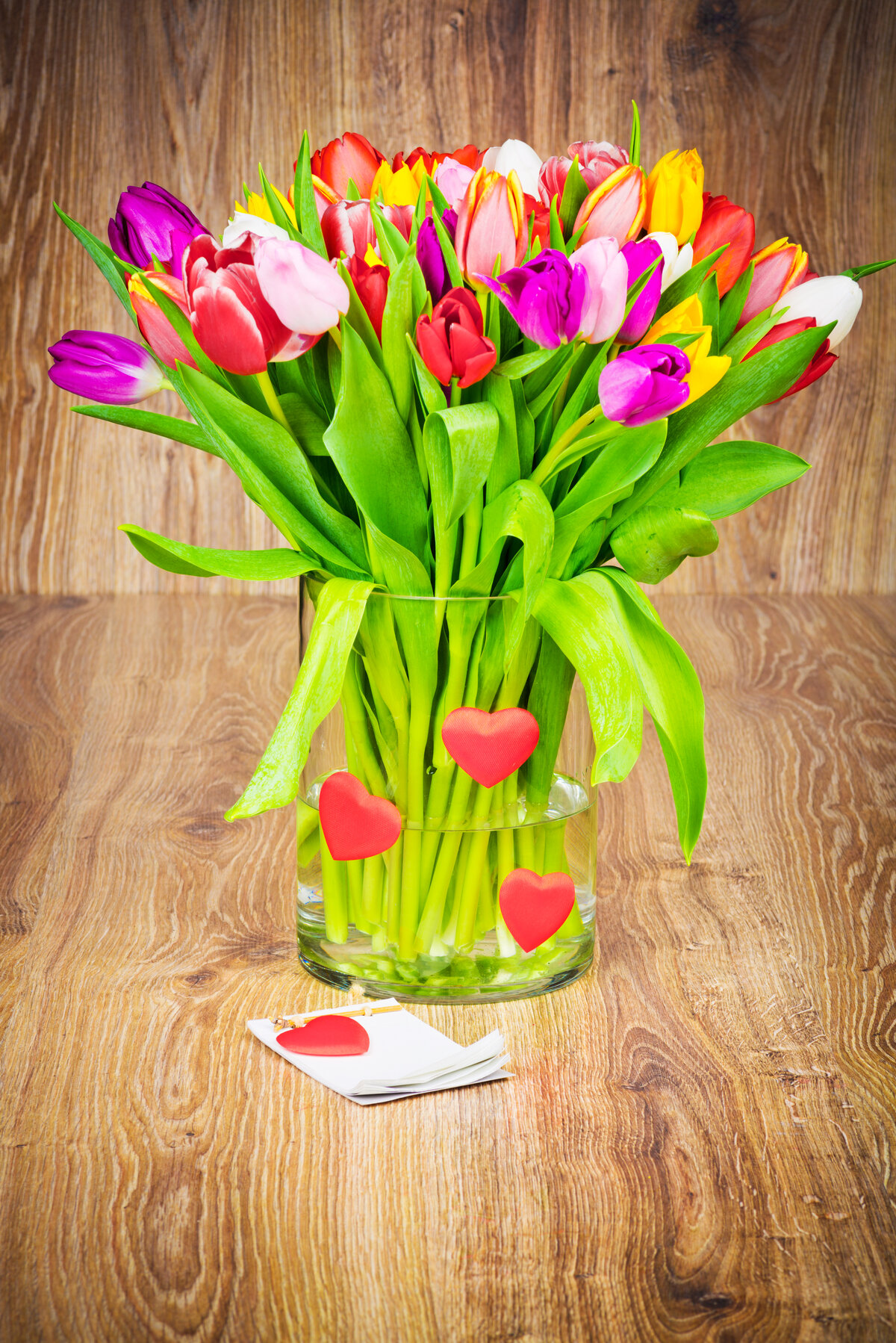 цветы на восьмое марта фото если