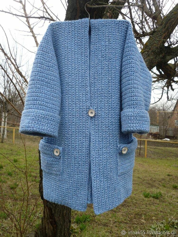 фото страна мастеров мастер класс вязание пальто фото фото новой