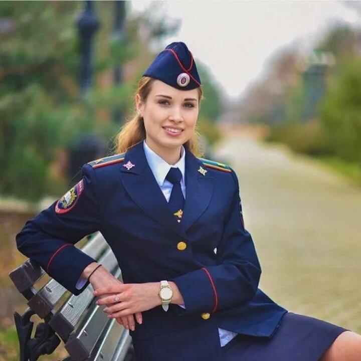 смотреть фото девушек милиционерш - 13