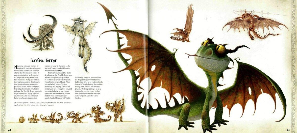 Картинки всех драконов из как приручить дракона с названиями школе