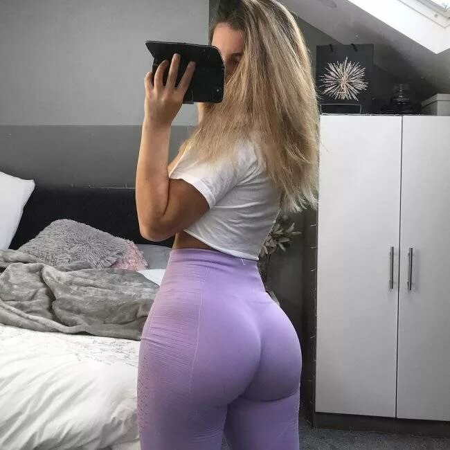 Sex big booty yoga pants