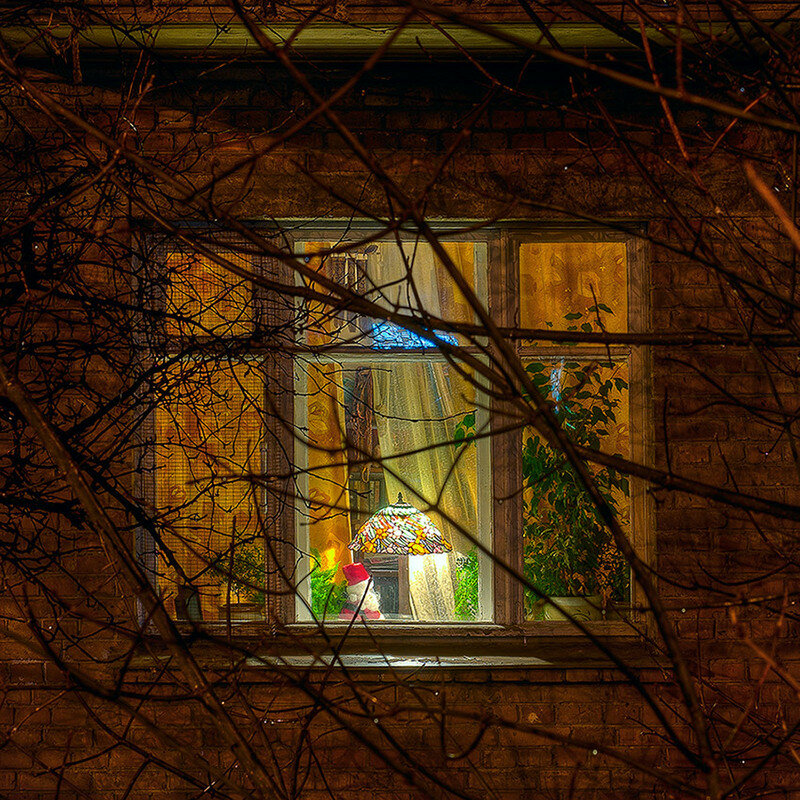 Картинки дом со светом