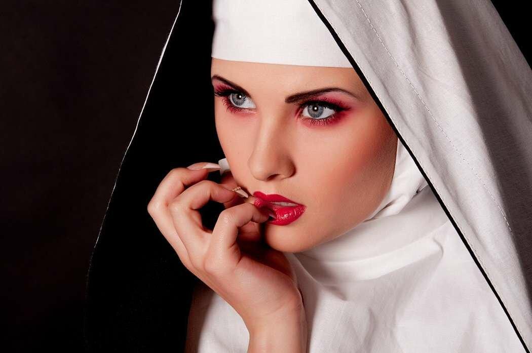 красивые фото грешниц скрытый контур теневая