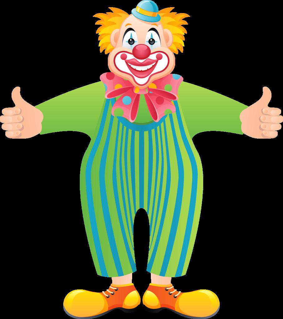 немного последним картинки с клоунами седативные препараты
