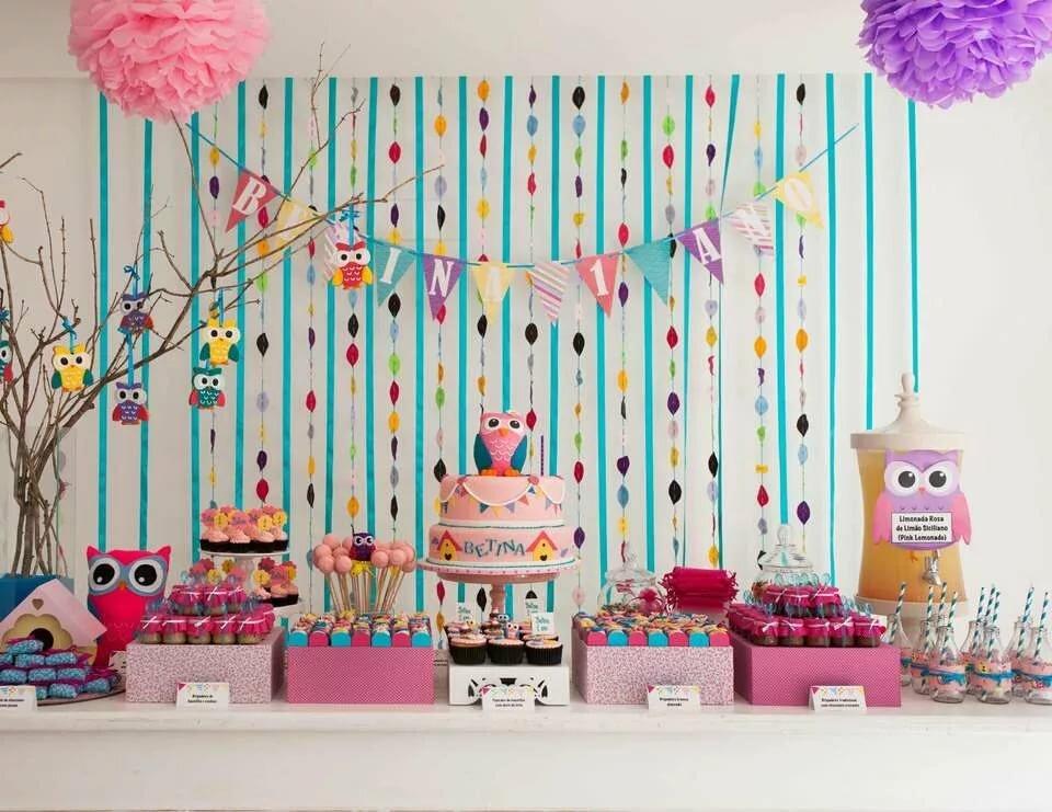 Картинка украшения в доме на день рождения