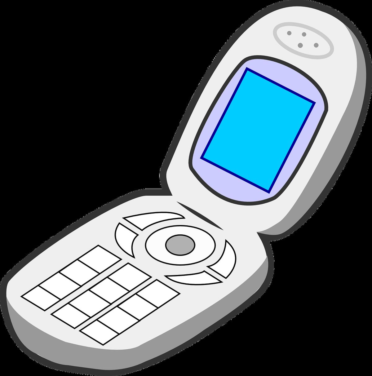 Телефон рисунок картинка