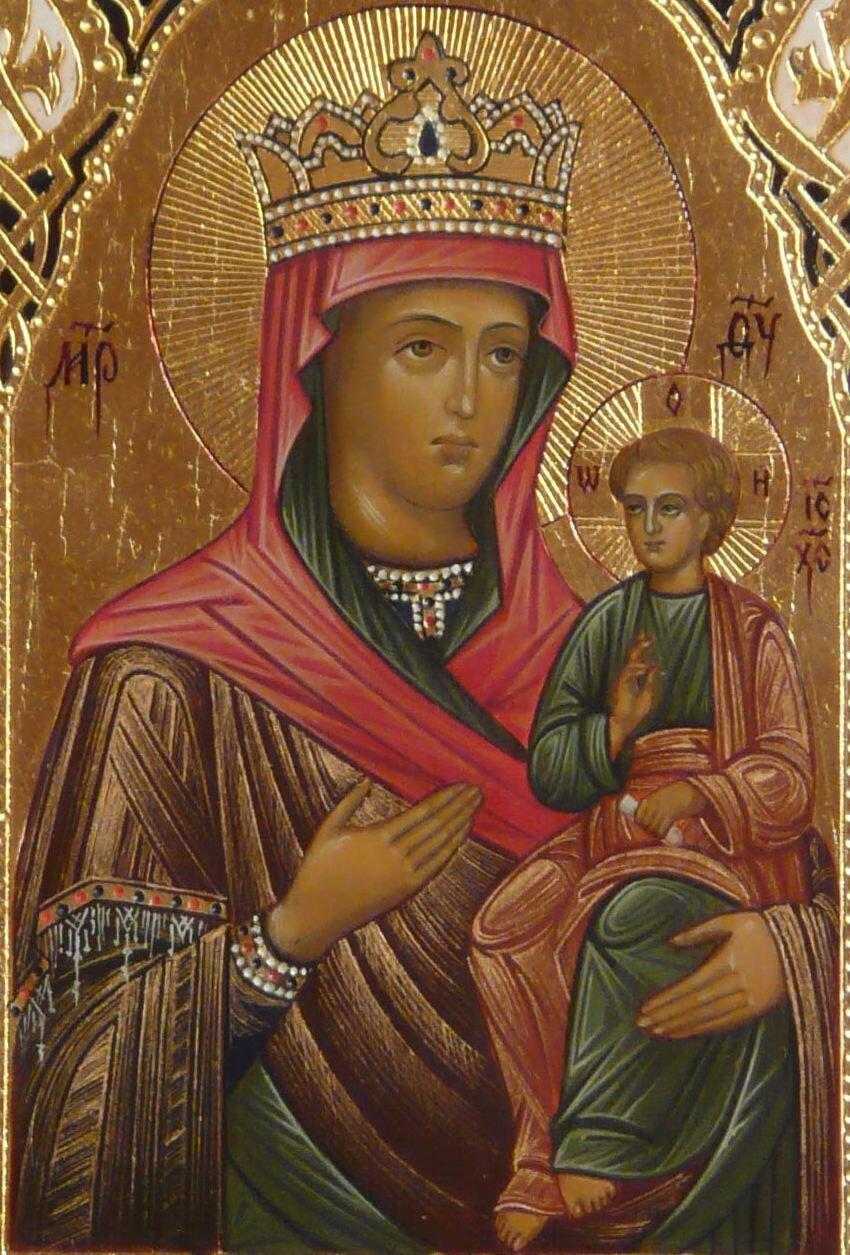 Картинки с иконы божьей матери, доброе