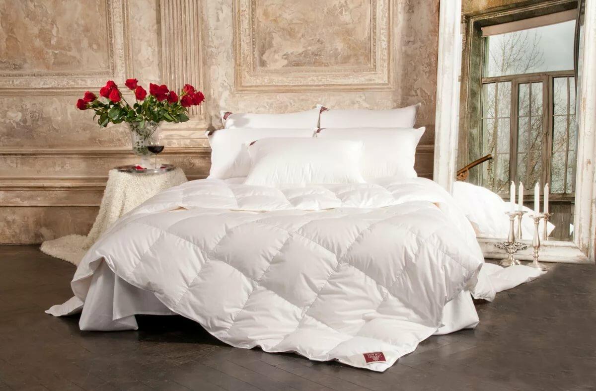 картинка кровать с подушками любом случае