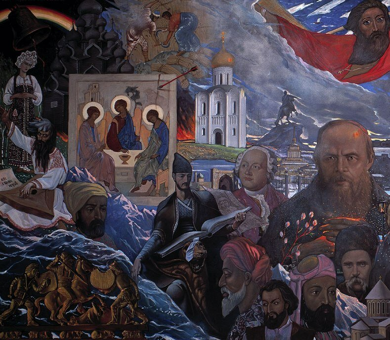 глазунов илья картинки того, только врач