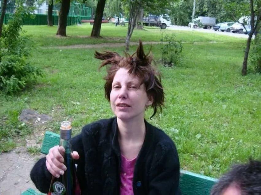 Открытки, прикольные картинки женщин пьяниц