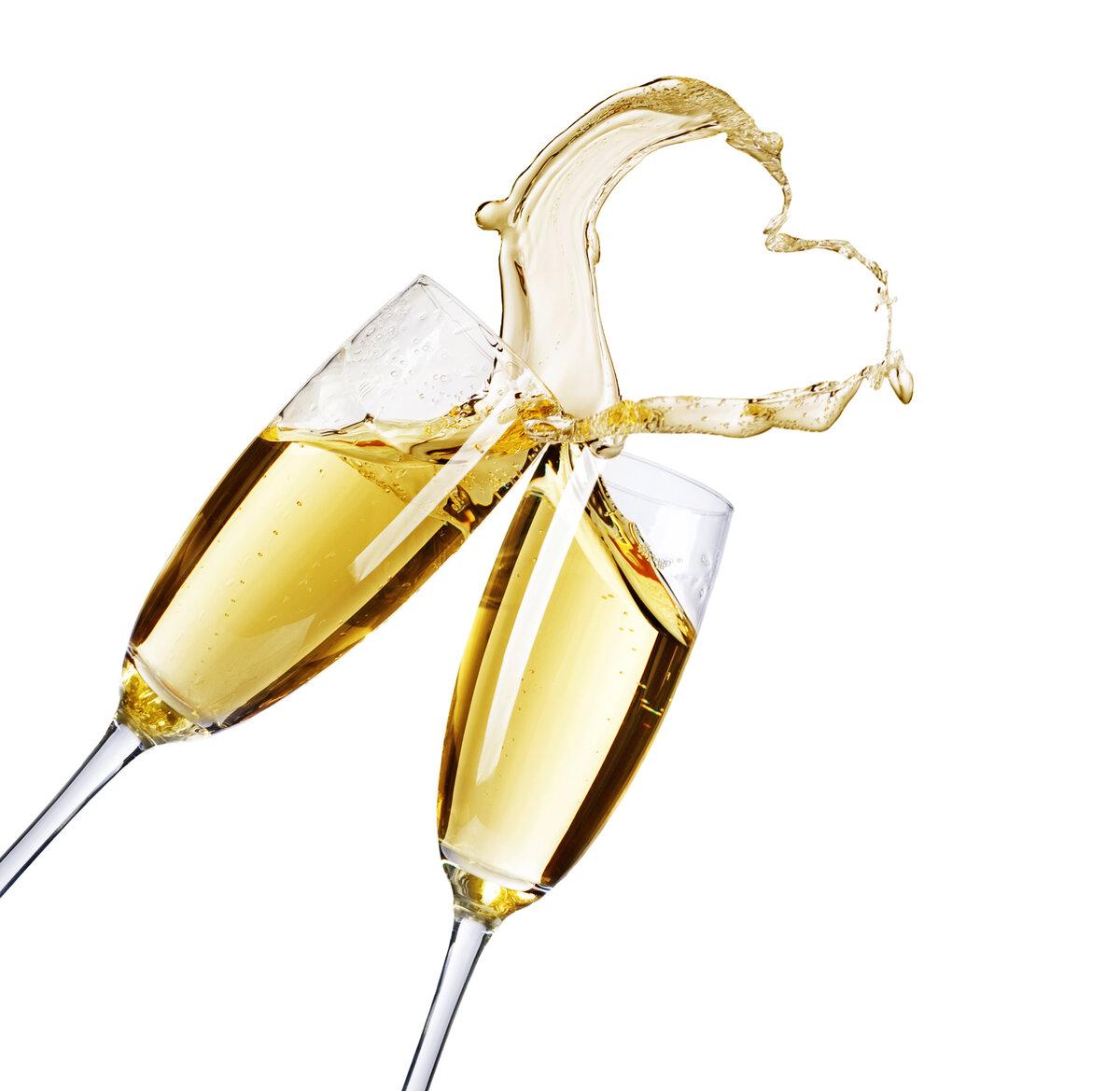 Смешные, картинки бокал шампанского на прозрачном фоне