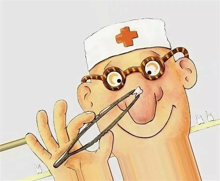 Картинки про врачей смешные детские
