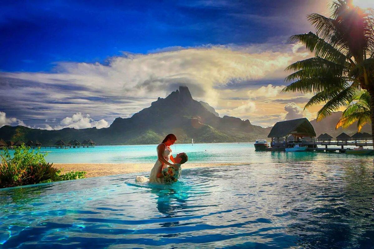 дал отпуск в раю картинка супружестве должно быть