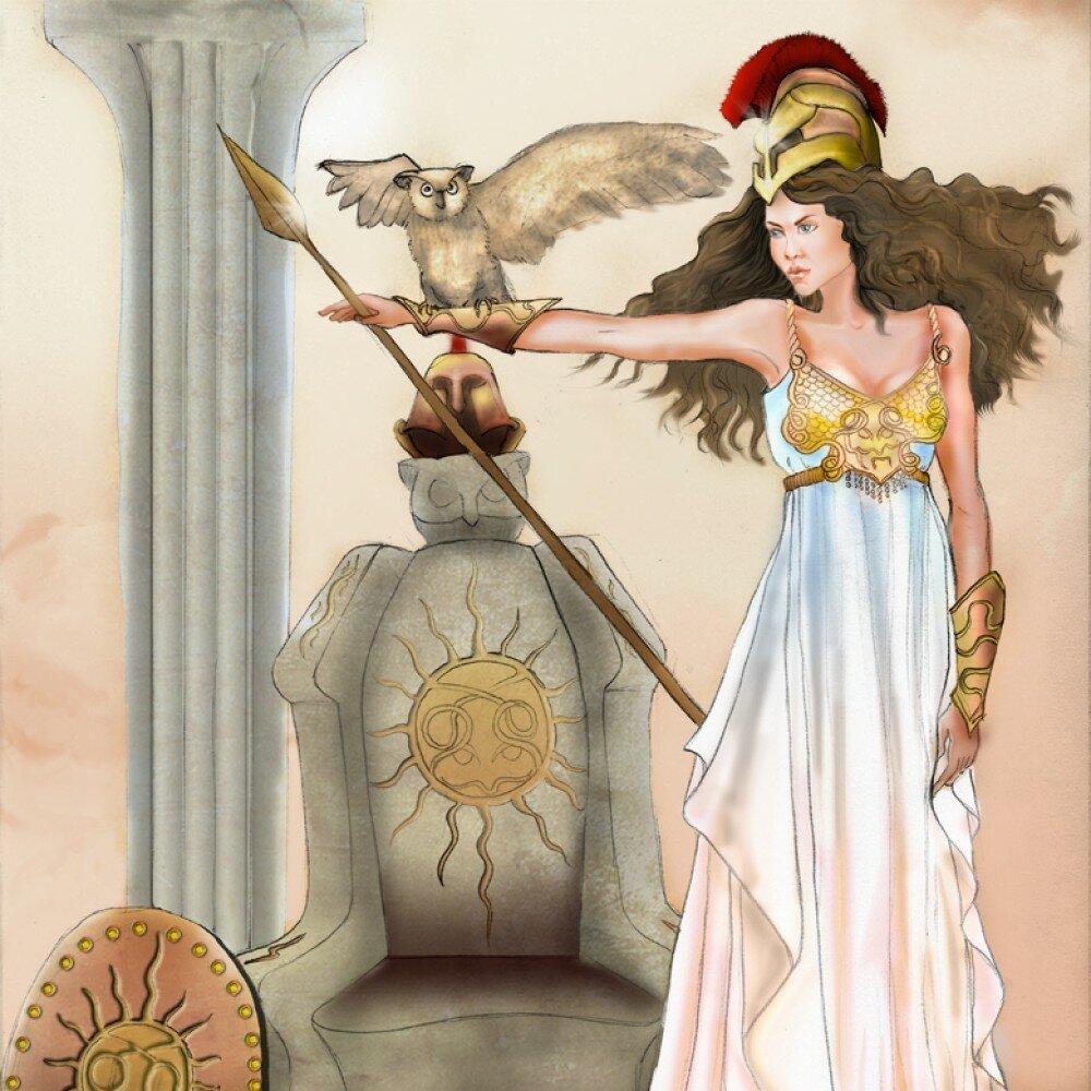 Богиня метида картинки