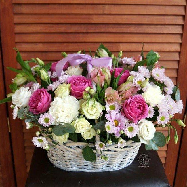 Букет цветов, корзина цветов с доставка казань вакансии