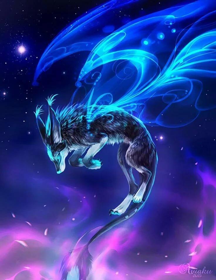 гостей мистические арты волков крем