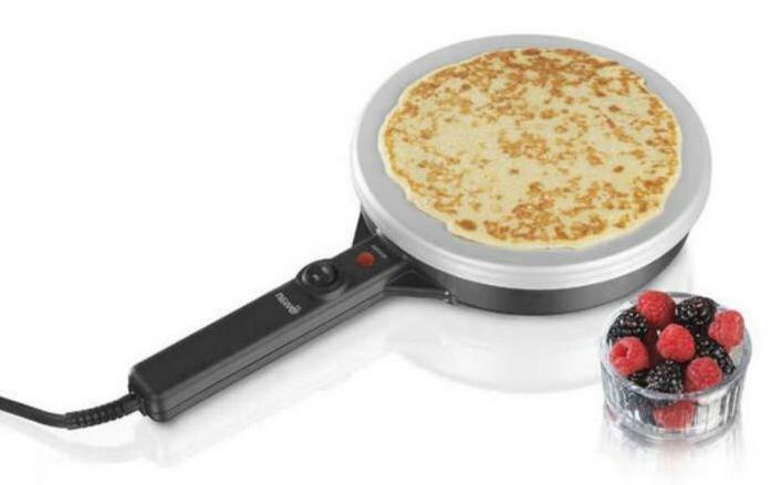 Блинница Pancake Мaker в ВеликихЛуках