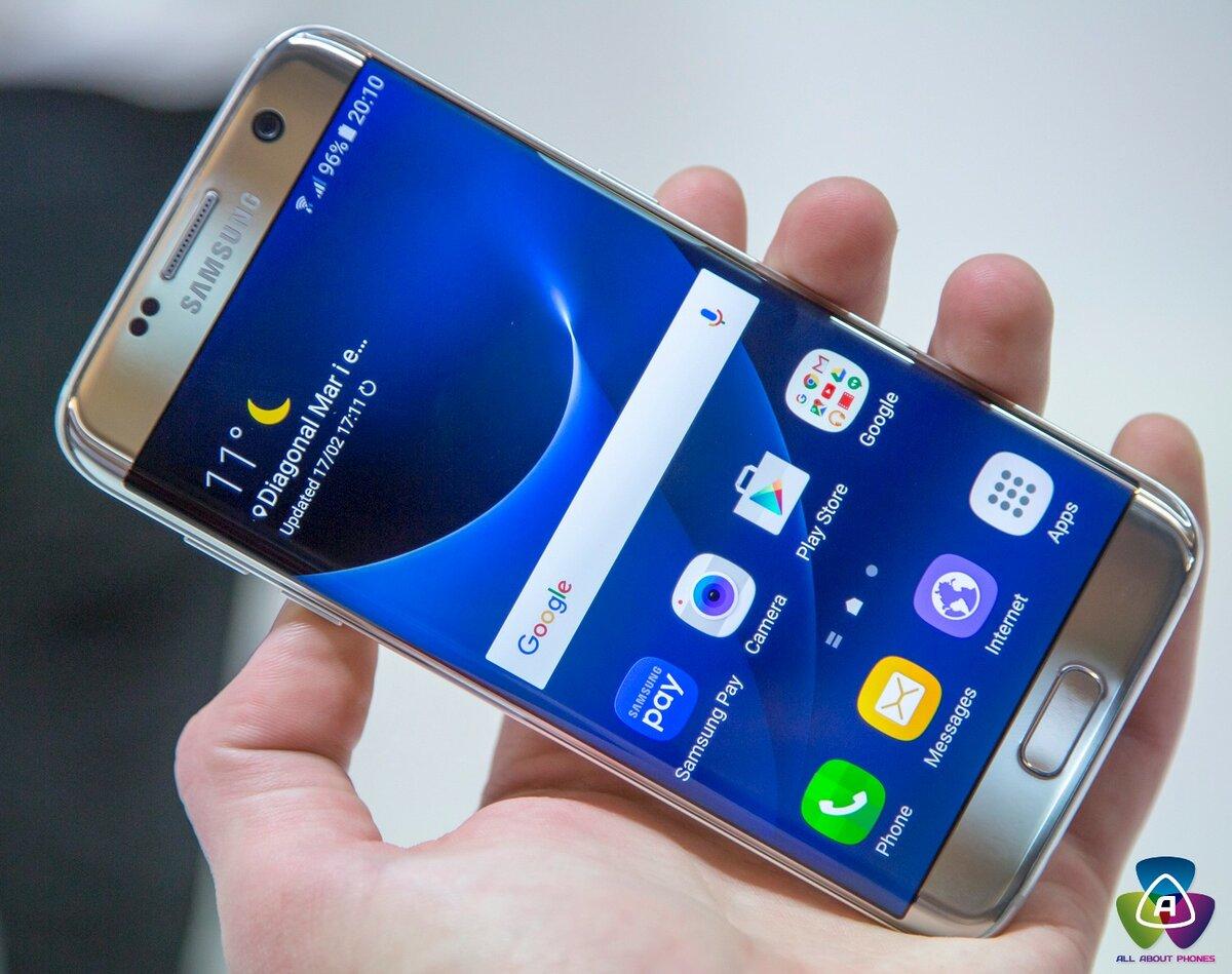 Копия Samsung Galaxy S7 в Экибастузе