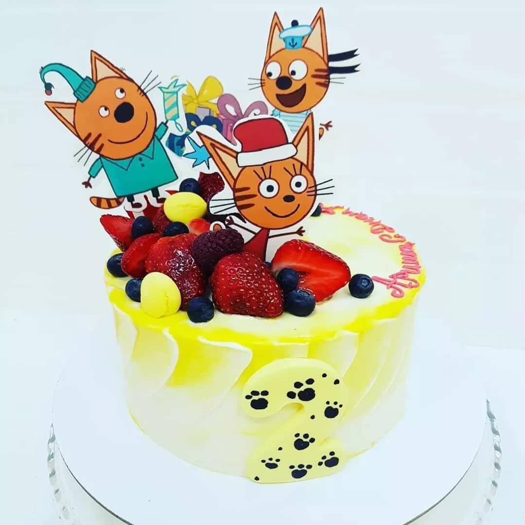 Картинки мультгероев для торта