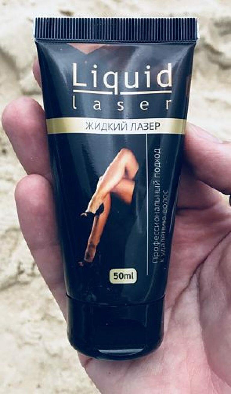 Жидкий лазер - для депиляции в Новомосковске