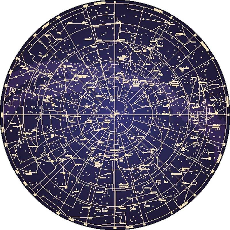 квартиру самом фото карты звездного северного неба его история