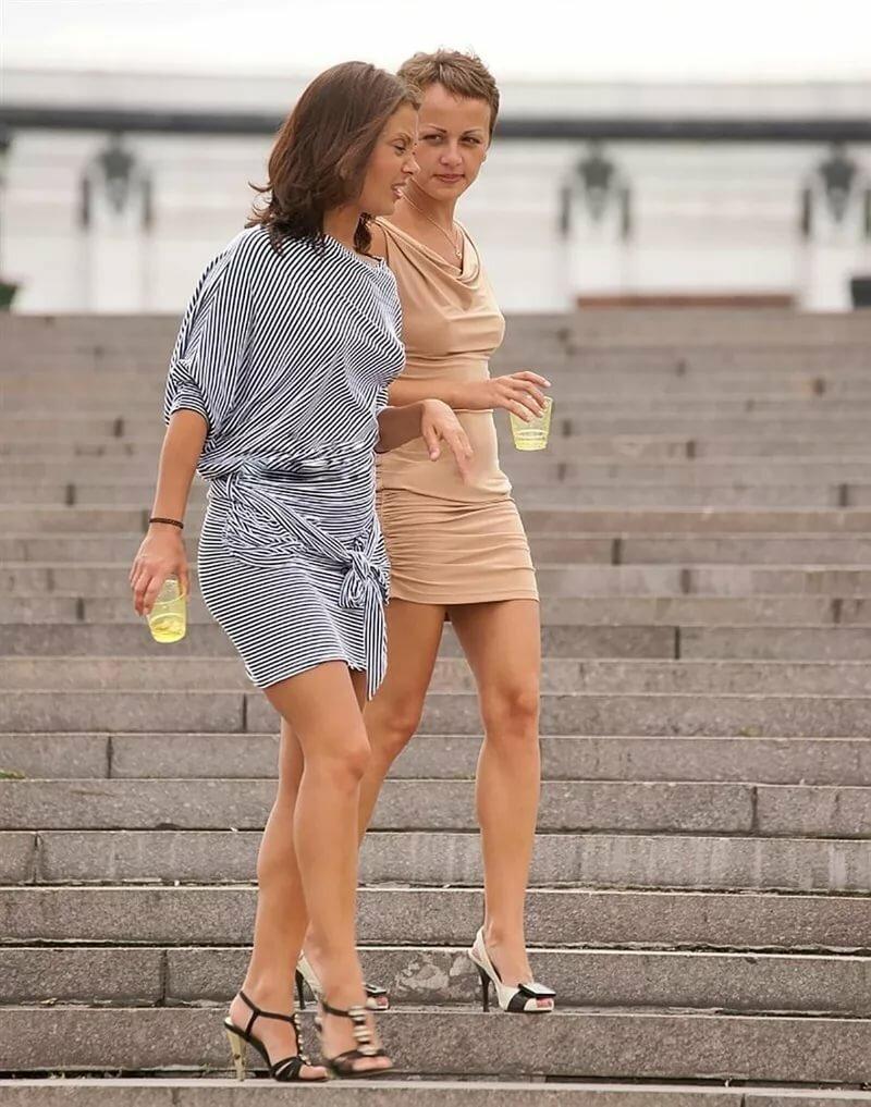 ноги русских женщин - 3