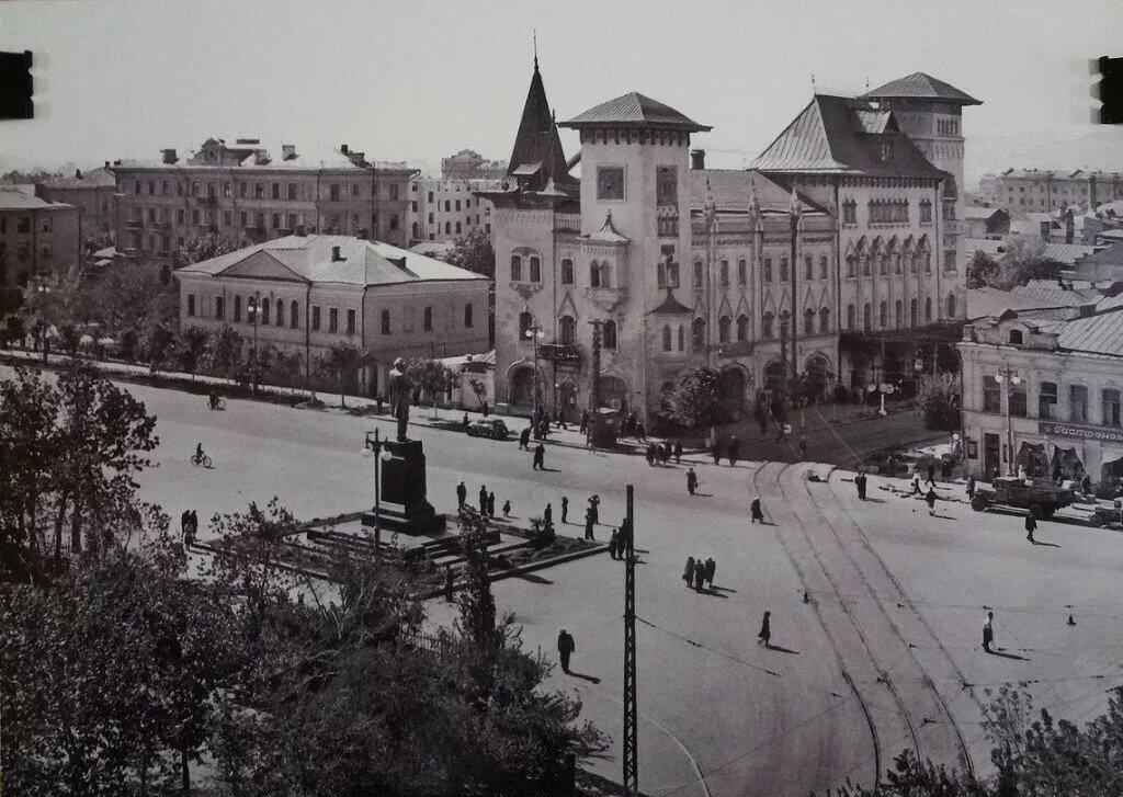 фото старого саратова с описанием разные темы, открытки
