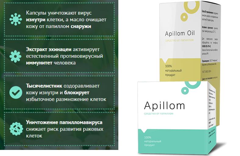 Apillom от папиллом в Лабинске
