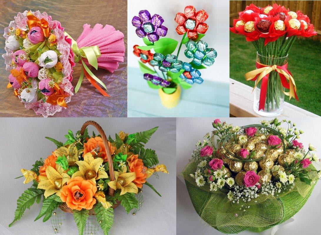 Оформление букетов своими руками пошаговое фото, цветы подарить жене