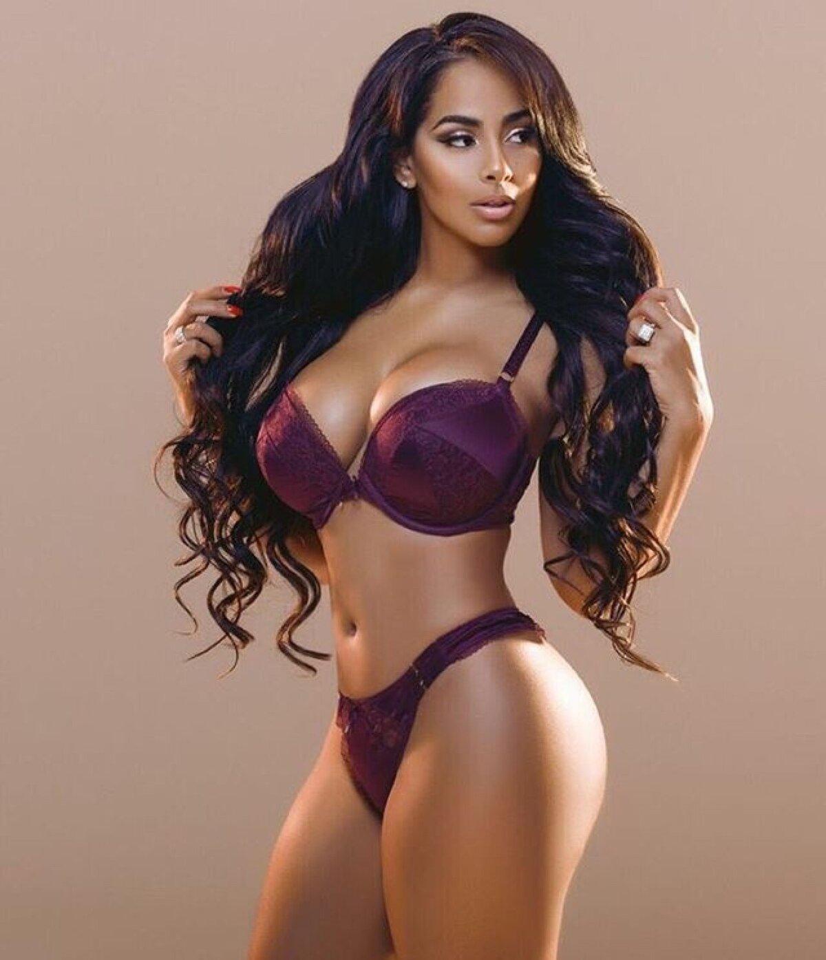 Black latin girls