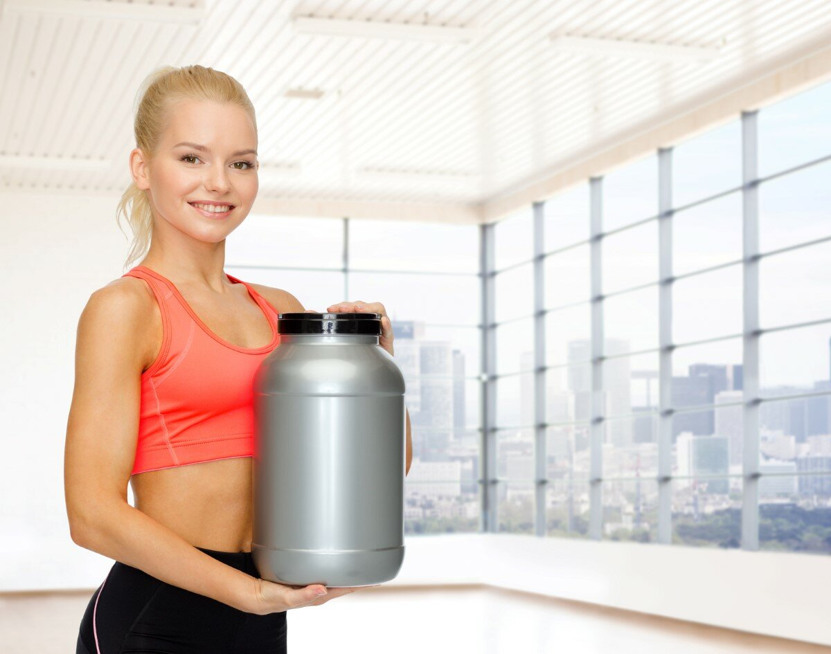 Протеин тренировка похудение