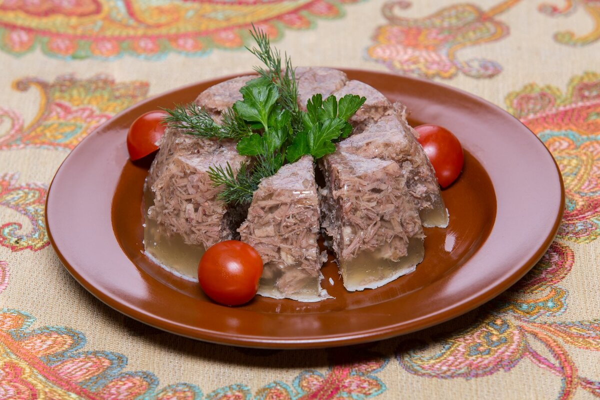 холодец рецепт с фото пошагово из свинины самых продвинутых