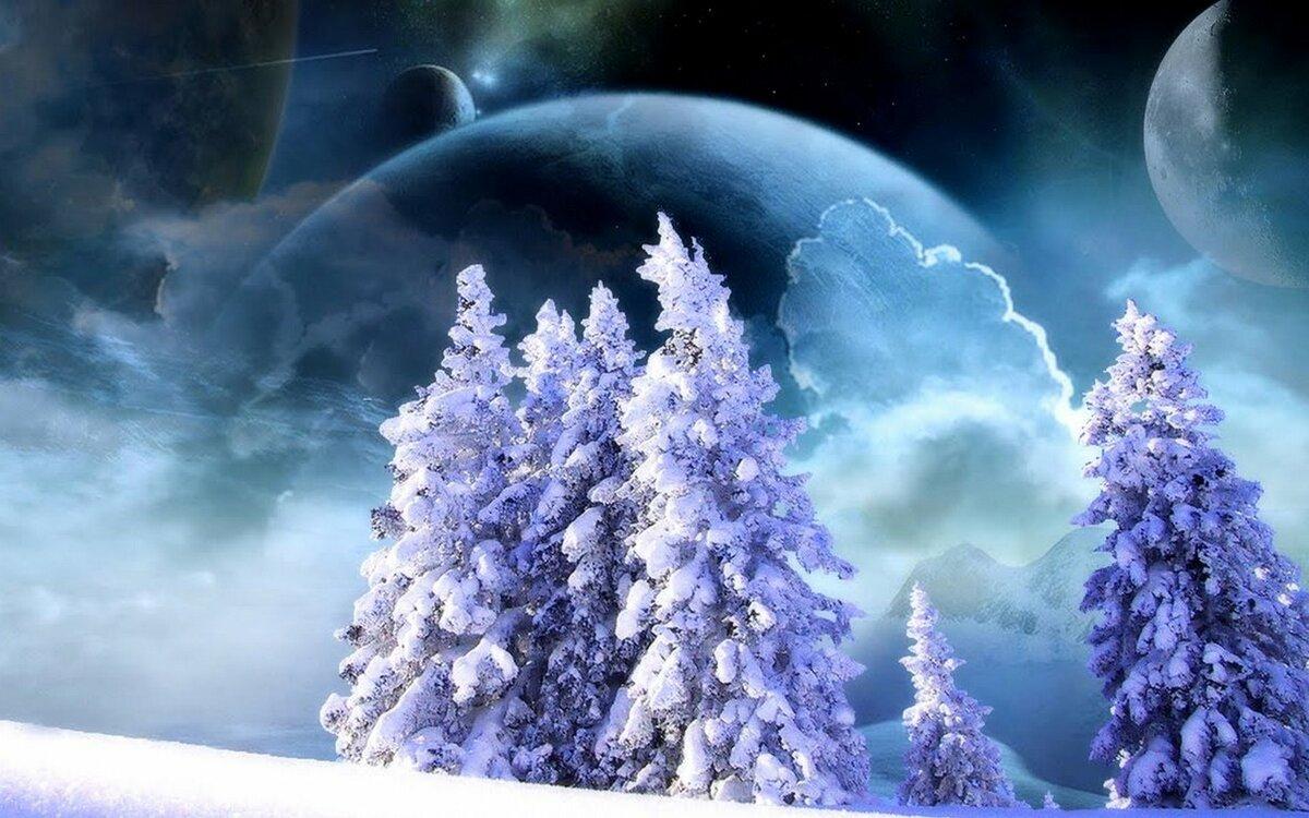 сухуми чистые, фантастические фото зимы и нового года дует ветерок
