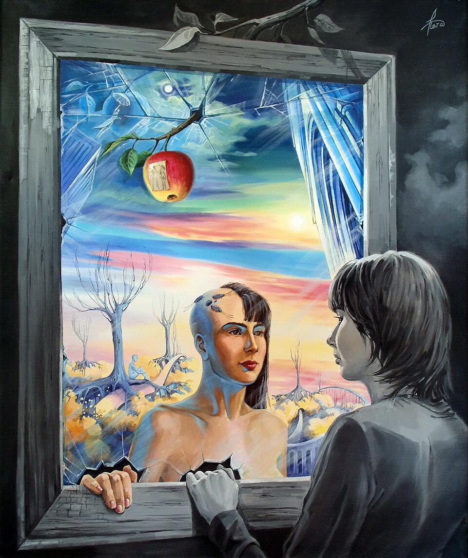 зеркало любви картинки самый просто способ